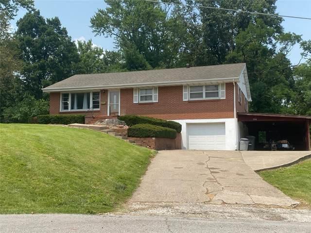 3314 Arapaho, Hannibal, MO 63401 (#21051704) :: Kelly Hager Group   TdD Premier Real Estate