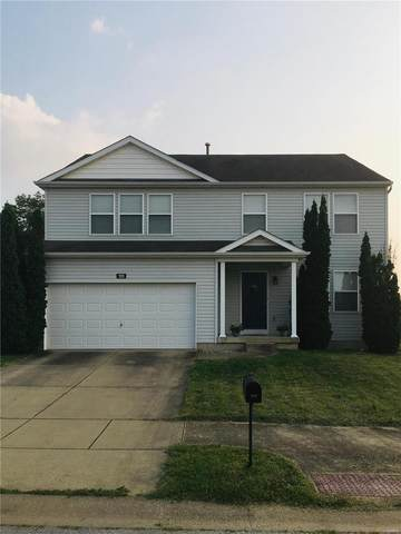 120 Westhaven Meadows Drive, Belleville, IL 62220 (#21051722) :: Fusion Realty, LLC
