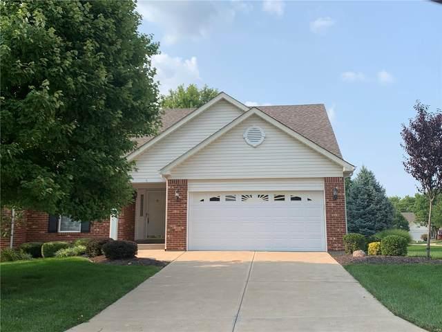 1 Mcgregor Court, Dardenne Prairie, MO 63368 (#21051732) :: PalmerHouse Properties LLC