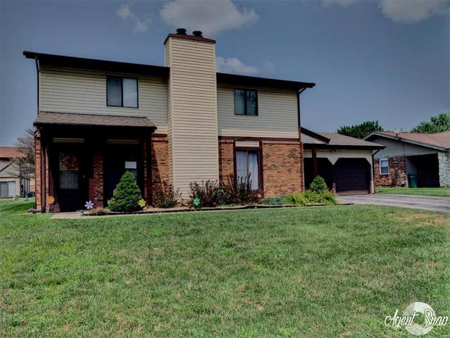 19 Chase Park Drive, Belleville, IL 62226 (#21051744) :: Fusion Realty, LLC