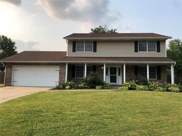 413 Crestwood Drive, Swansea, IL 62226 (#21051748) :: Clarity Street Realty
