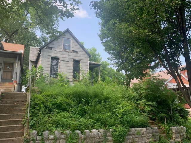4121 Wyoming, St Louis, MO 63116 (#21051755) :: Reconnect Real Estate