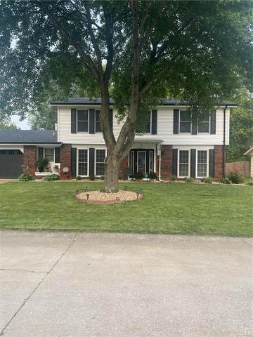 3316 Seven Pines Rd, Belleville, IL 62221 (#21051757) :: Fusion Realty, LLC