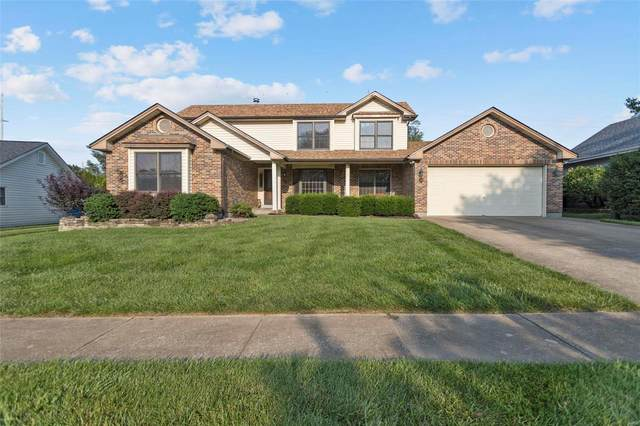 24 Huntington Parkway, Saint Charles, MO 63301 (#21051766) :: St. Louis Finest Homes Realty Group