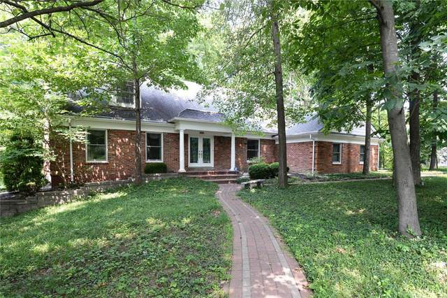 607 Pinebrook Drive, Town and Country, MO 63017 (#21051771) :: PalmerHouse Properties LLC