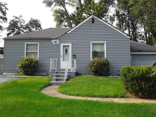7423 Esterbrook, St Louis, MO 63136 (#21051783) :: Hartmann Realtors Inc.