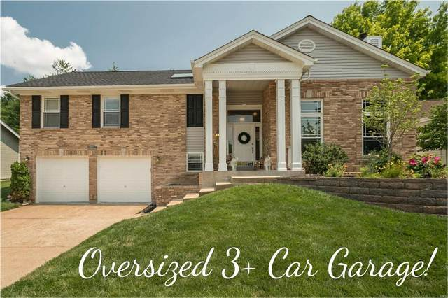 16471 Hollister Crossing Drive, Wildwood, MO 63011 (#21051794) :: Kelly Hager Group   TdD Premier Real Estate