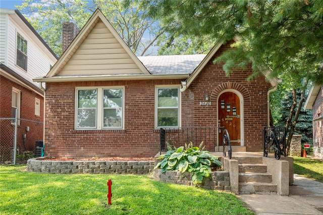 5420 Quincy Street, St Louis, MO 63109 (#21051795) :: Clarity Street Realty