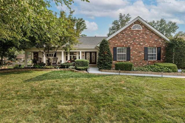 16 Connemara Road, Saint Peters, MO 63376 (#21051808) :: St. Louis Finest Homes Realty Group