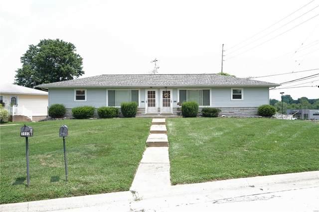 3601 Buckley Road, St Louis, MO 63125 (#21051823) :: Krista Hartmann Home Team
