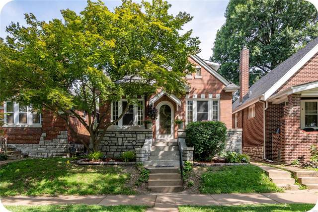6021 Leona, St Louis, MO 63116 (#21051847) :: Reconnect Real Estate