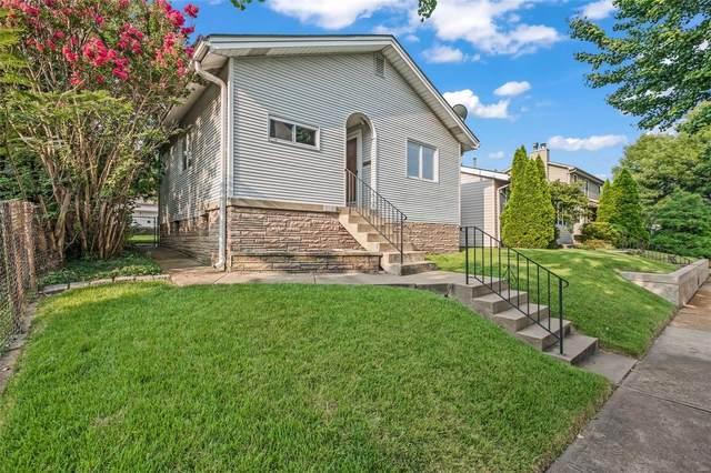 5548 Elizabeth Avenue, St Louis, MO 63110 (#21051848) :: Reconnect Real Estate