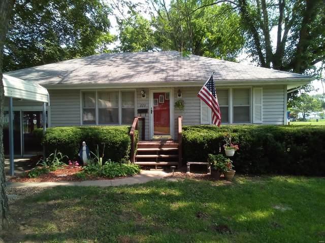 223 W 4th Street, Cahokia, IL 62206 (#21051868) :: Parson Realty Group