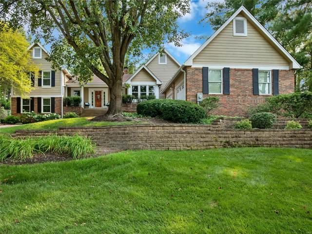 14292 Cedar Springs Drive, Chesterfield, MO 63017 (#21051881) :: PalmerHouse Properties LLC