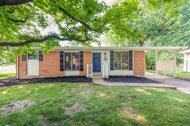 540 Humes Lane, Florissant, MO 63031 (#21051913) :: Clarity Street Realty