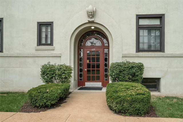 609 Westgate Avenue 609B, University City, MO 63130 (#21051923) :: RE/MAX Professional Realty
