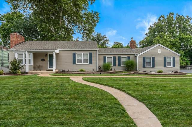 6001 Staely Avenue, St Louis, MO 63123 (#21051996) :: Reconnect Real Estate