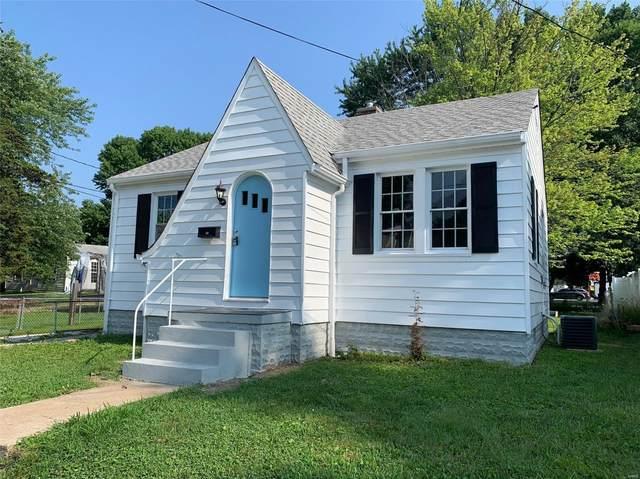 11 S 37th Street, Belleville, IL 62226 (#21052000) :: Clarity Street Realty