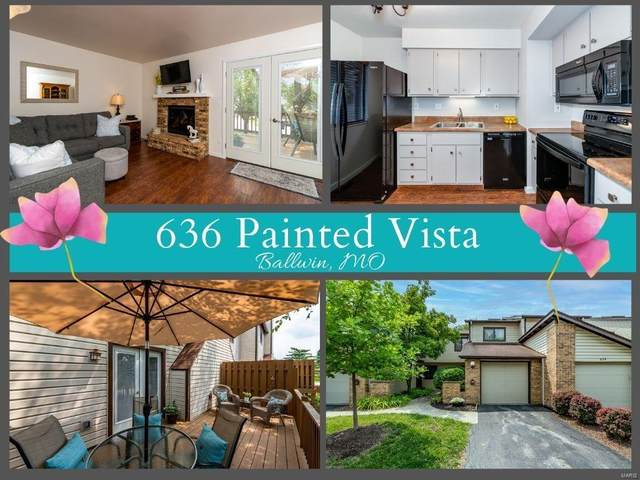 636 Painted Vista, Ballwin, MO 63021 (#21052006) :: Blasingame Group   Keller Williams Marquee