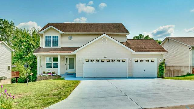 548 Great Plains Dr, House Springs, MO 63051 (#21052010) :: Blasingame Group   Keller Williams Marquee