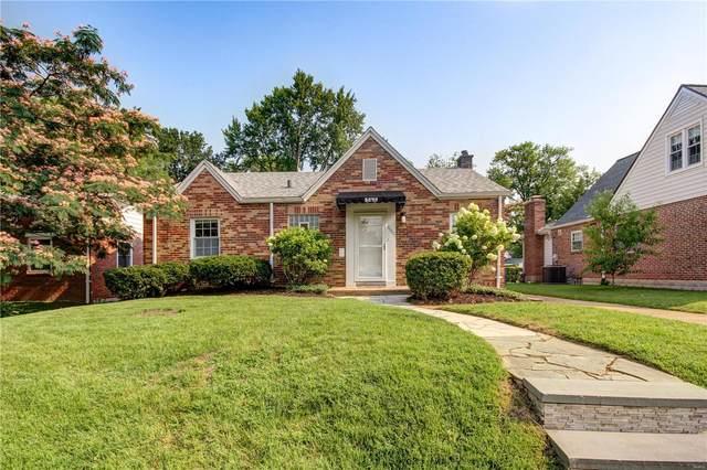 8645 Litzsinger Road, St Louis, MO 63144 (#21052014) :: Reconnect Real Estate