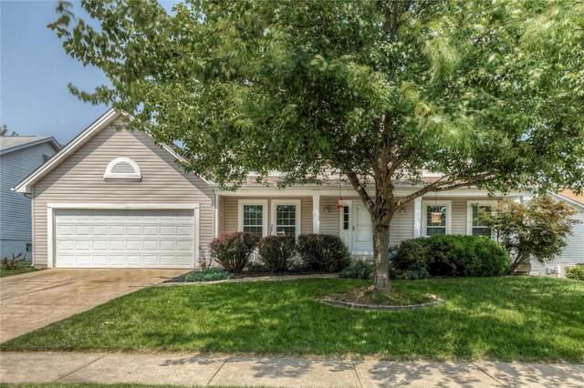 3633 Eagles Hill Ridge, Saint Charles, MO 63303 (#21052018) :: Jeremy Schneider Real Estate