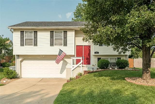 1351 Goldenrod Drive, O'Fallon, MO 63366 (#21052042) :: Kelly Hager Group | TdD Premier Real Estate