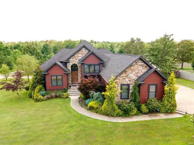 10 Old Hickory Ln., Poplar Bluff, MO 63901 (#21052059) :: Realty Executives, Fort Leonard Wood LLC