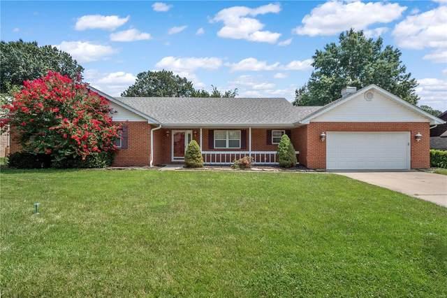 2721 Timberline Drive, Belleville, IL 62226 (#21052064) :: Jenna Davis Homes LLC