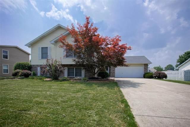 4 Mimosa Drive, Granite City, IL 62040 (#21052109) :: Fusion Realty, LLC