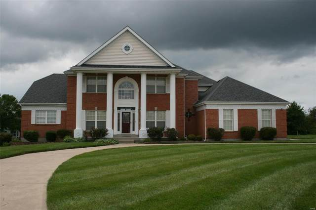 4103 Caballo Crossing, Florissant, MO 63034 (#21052112) :: Parson Realty Group