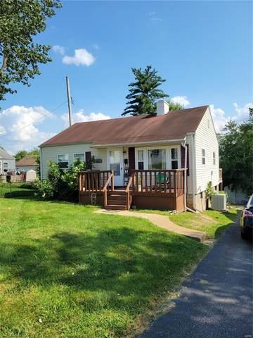 9518 Ridge Avenue, St Louis, MO 63114 (#21052123) :: Terry Gannon | Re/Max Results
