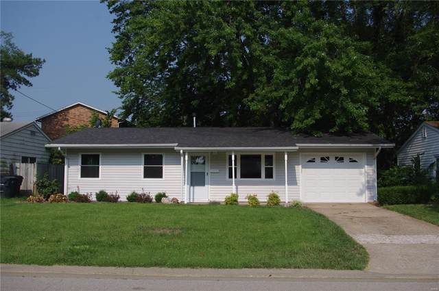 333 43rd Street, Belleville, IL 62226 (#21052130) :: Fusion Realty, LLC
