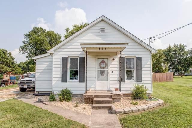 708 E Pearl Street, Jerseyville, IL 62052 (#21052144) :: RE/MAX Vision
