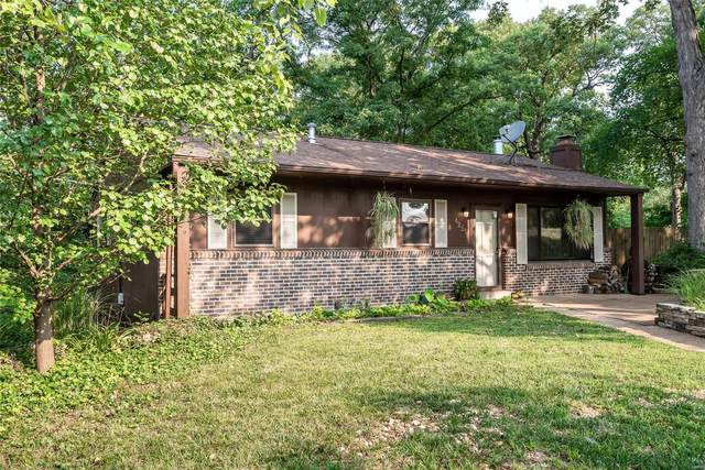 4251 Oakcrest Drive, House Springs, MO 63051 (#21052145) :: Blasingame Group | Keller Williams Marquee