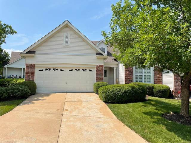 651 Stonebrook Court, Chesterfield, MO 63005 (#21052148) :: Parson Realty Group