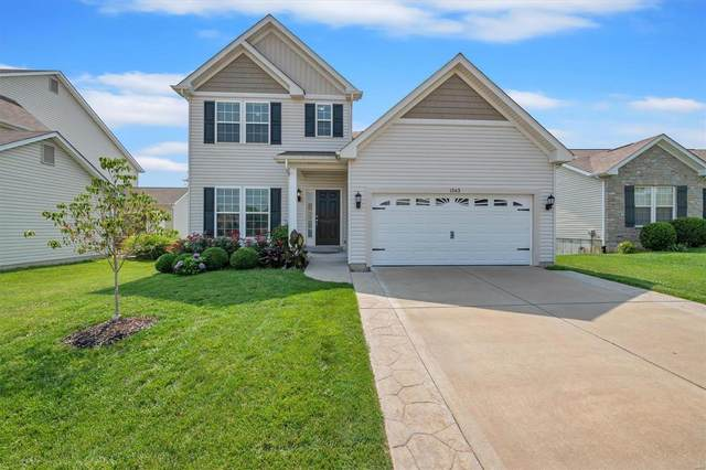1343 Shorewinds Trail, Saint Charles, MO 63303 (#21052163) :: St. Louis Finest Homes Realty Group