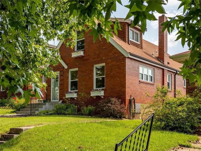 3616 Holt Avenue, St Louis, MO 63116 (#21052180) :: Reconnect Real Estate