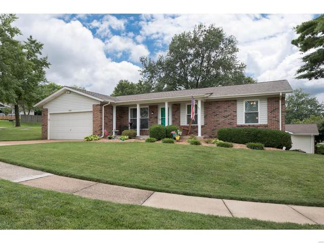 1529 Bradington, Fenton, MO 63026 (#21052183) :: St. Louis Finest Homes Realty Group