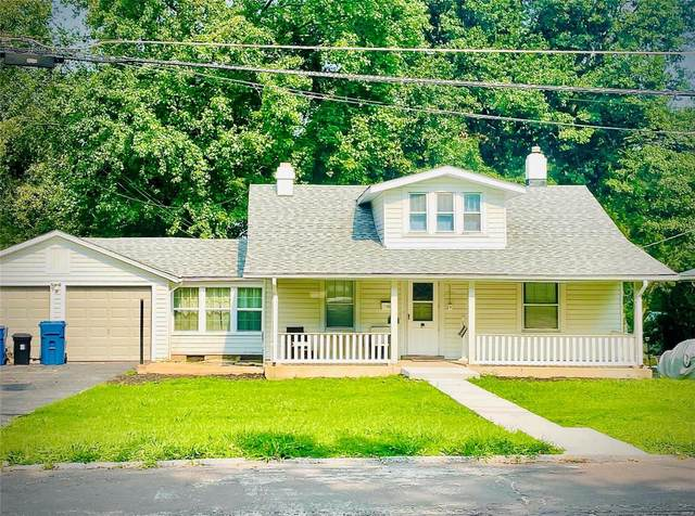 2242 Wengler Avenue, St Louis, MO 63114 (#21052193) :: Parson Realty Group