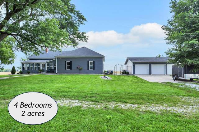 4930 N State Route 157, Edwardsville, IL 62025 (#21052208) :: Blasingame Group | Keller Williams Marquee
