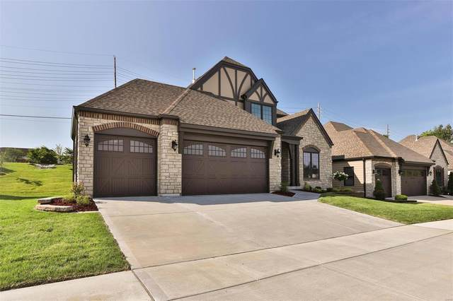 14738 Schoettler Grove Court, Chesterfield, MO 63017 (#21052233) :: St. Louis Finest Homes Realty Group
