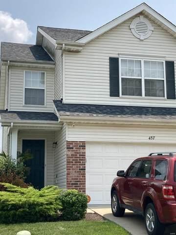 457 Flowering Magnolia Drive, O'Fallon, MO 63366 (#21052247) :: PalmerHouse Properties LLC