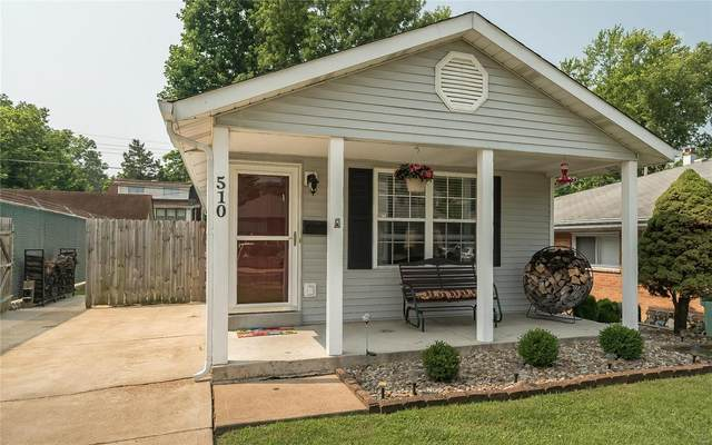 510 W Essex Avenue W, Kirkwood, MO 63122 (#21052255) :: The Becky O'Neill Power Home Selling Team