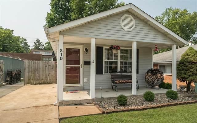 510 W Essex Avenue, Kirkwood, MO 63122 (#21052255) :: Clarity Street Realty