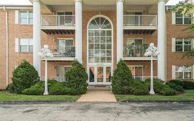 10956 Village Grove Drive M, St Louis, MO 63123 (#21052257) :: Reconnect Real Estate