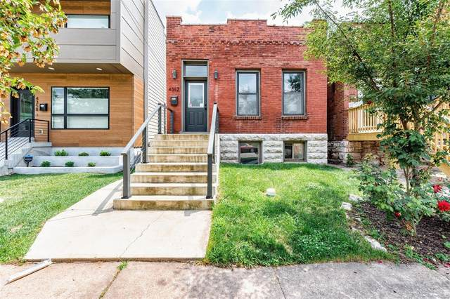 4362 Hunt Avenue, St Louis, MO 63110 (#21052260) :: St. Louis Finest Homes Realty Group