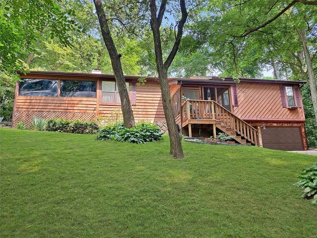 306 S Bluff Road, Collinsville, IL 62234 (#21052306) :: Clarity Street Realty