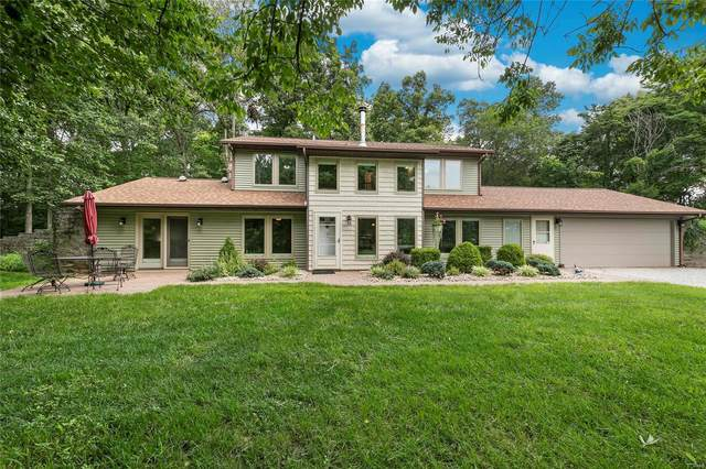 4265 Wetzler Road, Fults, IL 62244 (#21052336) :: Fusion Realty, LLC