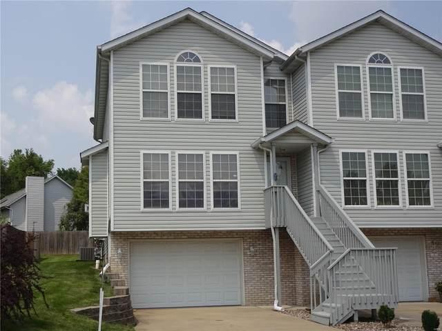 5 Clinton Hill Drive, Swansea, IL 62226 (#21052364) :: Fusion Realty, LLC